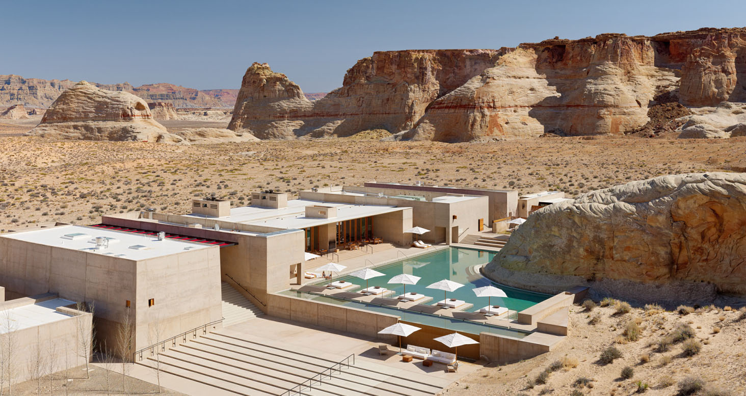 Luxury Escapes at Amangiri Utah - Lavish Hotels and Resorts