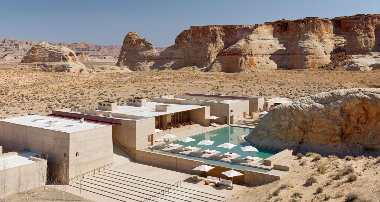 Luxury Escapes at Amangiri Utah - Lavish Hotels and Resorts